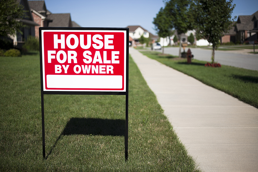 Selling house without realtor